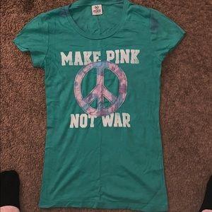 Cute PINK VS Shirt